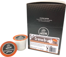 Load image into Gallery viewer, Decaf Creme Brulee Single Serve 24ct