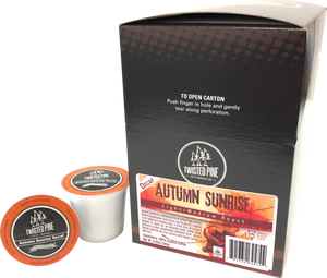 Decaf Autumn Sunrise Single Cups 24ct