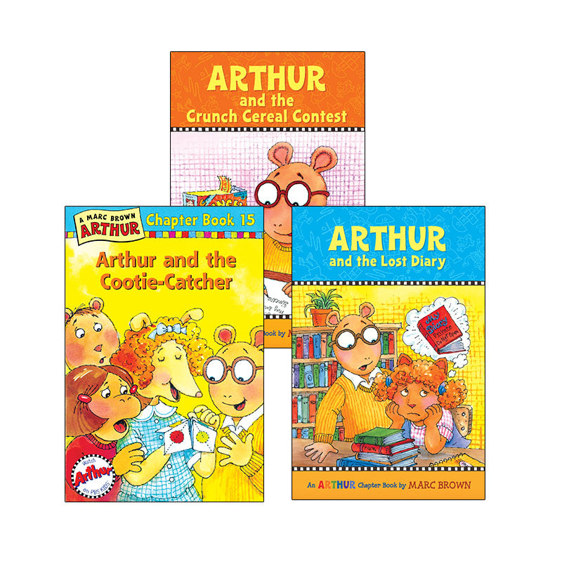 Arthur Chapter Books: Variety Pack