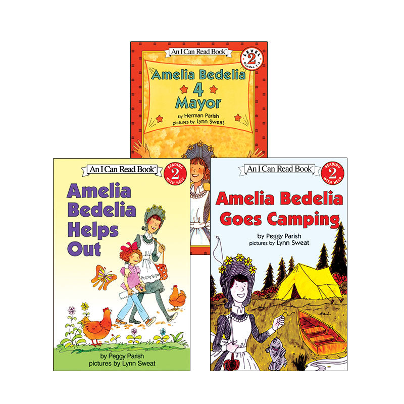 Amelia Bedelia Collection: Variety Pack