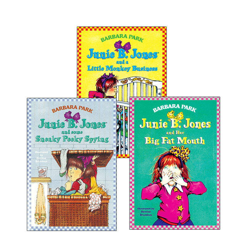 Junie B. Jones Series: Variety Pack