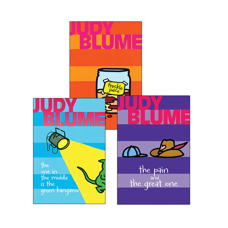 Judy Blume Collection: Variety Pack