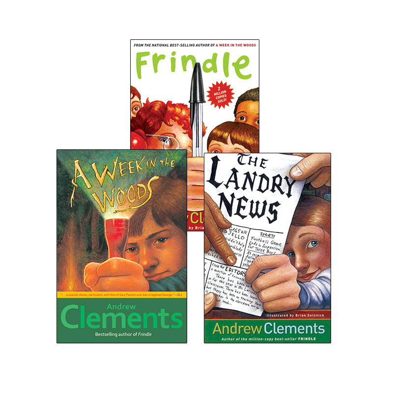 Andrew Clements Collection: Variety Pack
