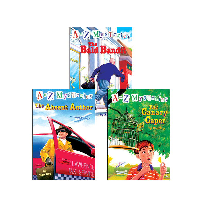 A-Z Mysteries Collection: Variety Pack