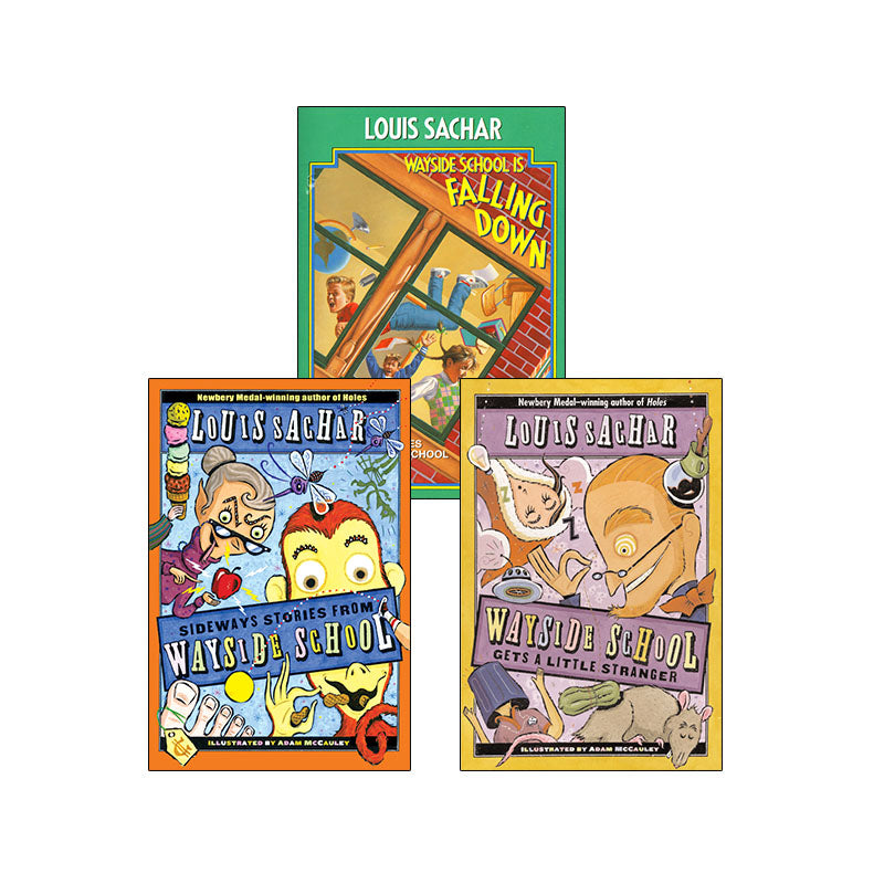 Wayside School Stories: Variety Pack