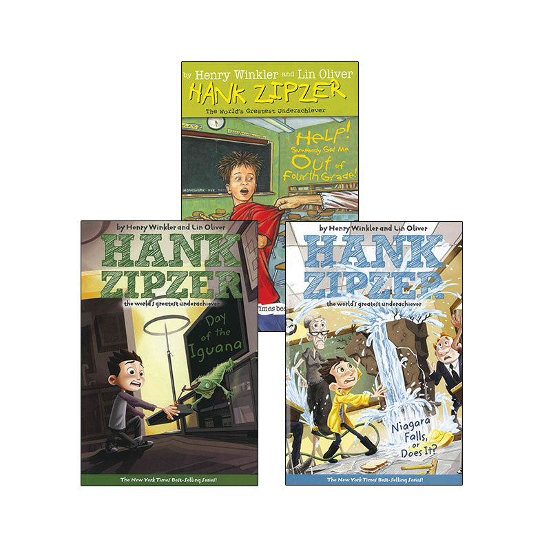 Hank Zipzer Collection: Variety Pack