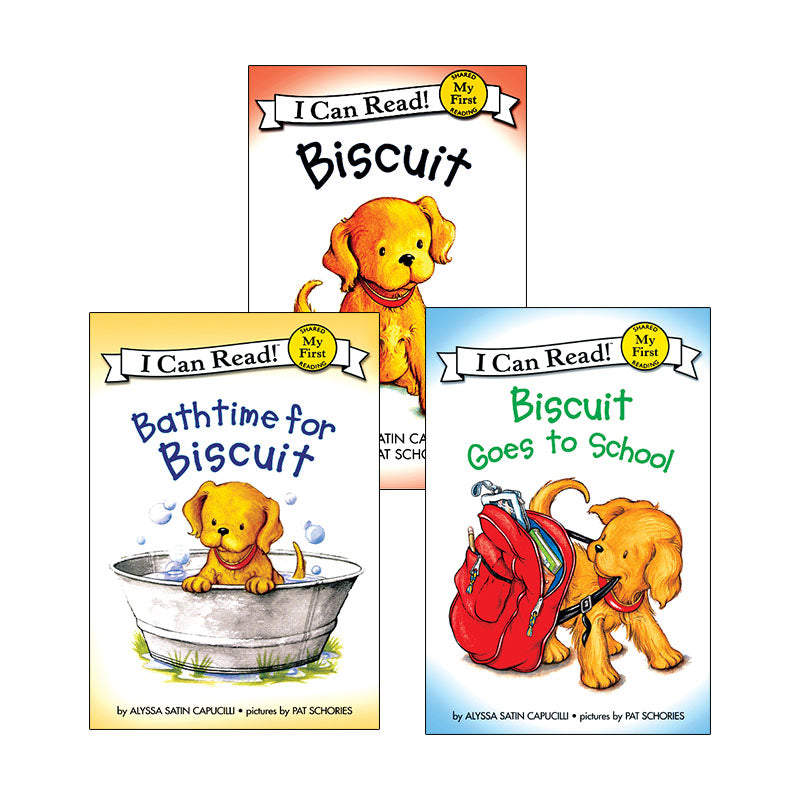 Biscuit Series: Variety Pack