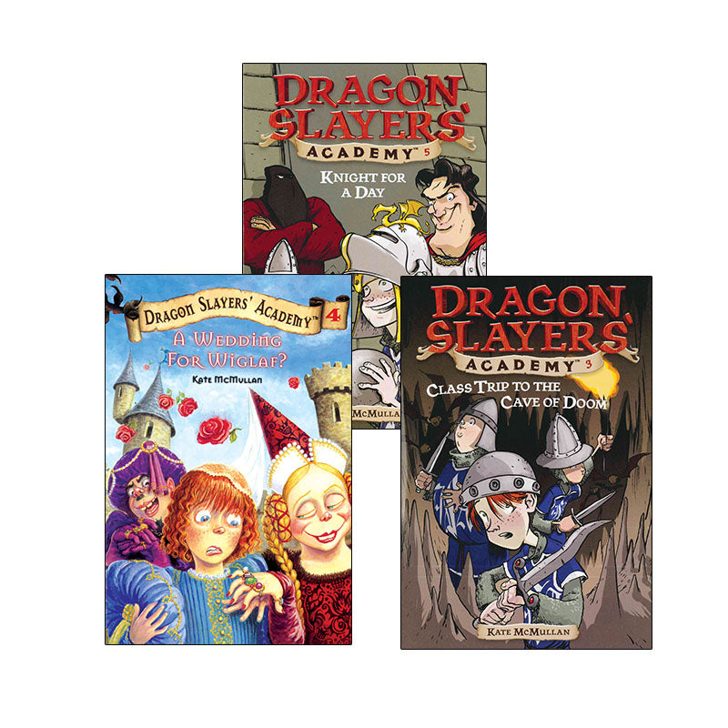 Dragon Slayers'' Academy Series: Variety Pack