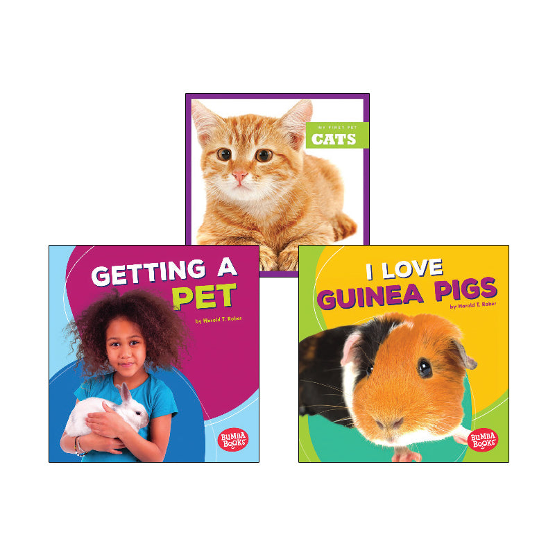 High Interest Science - Cute and...- Grades 1-2: Variety Pack