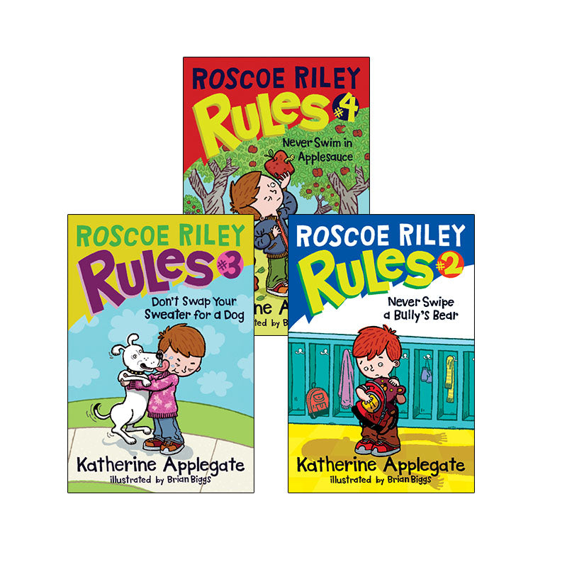 Roscoe Riley Rules Collection: Variety Pack