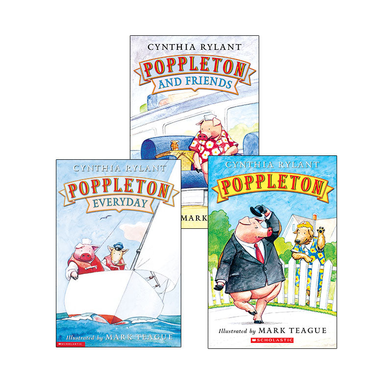 Poppleton Series: Variety Pack