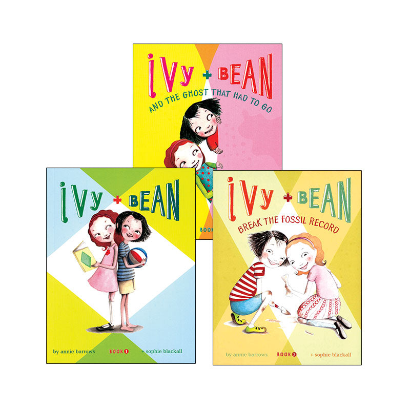 Ivy + Bean Collection: Variety Pack