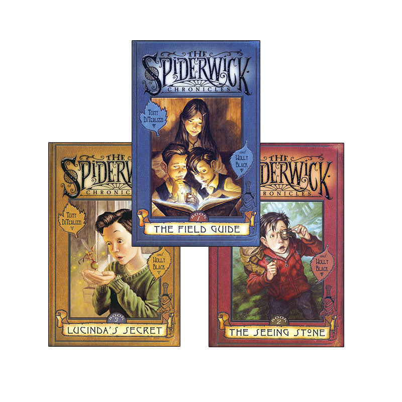 The Spiderwick Chronicles: Variety Pack