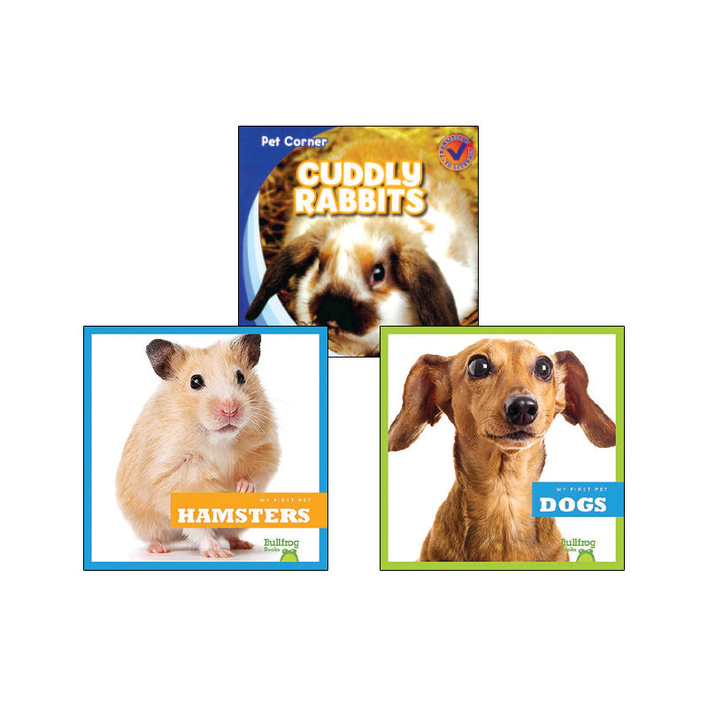 High Interest Science - Cute and...- Grades K-1: Variety Pack