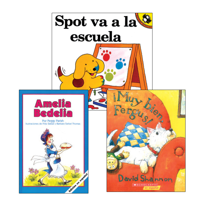 Favorite Storybook Characters Spanish Set: Variety Pack