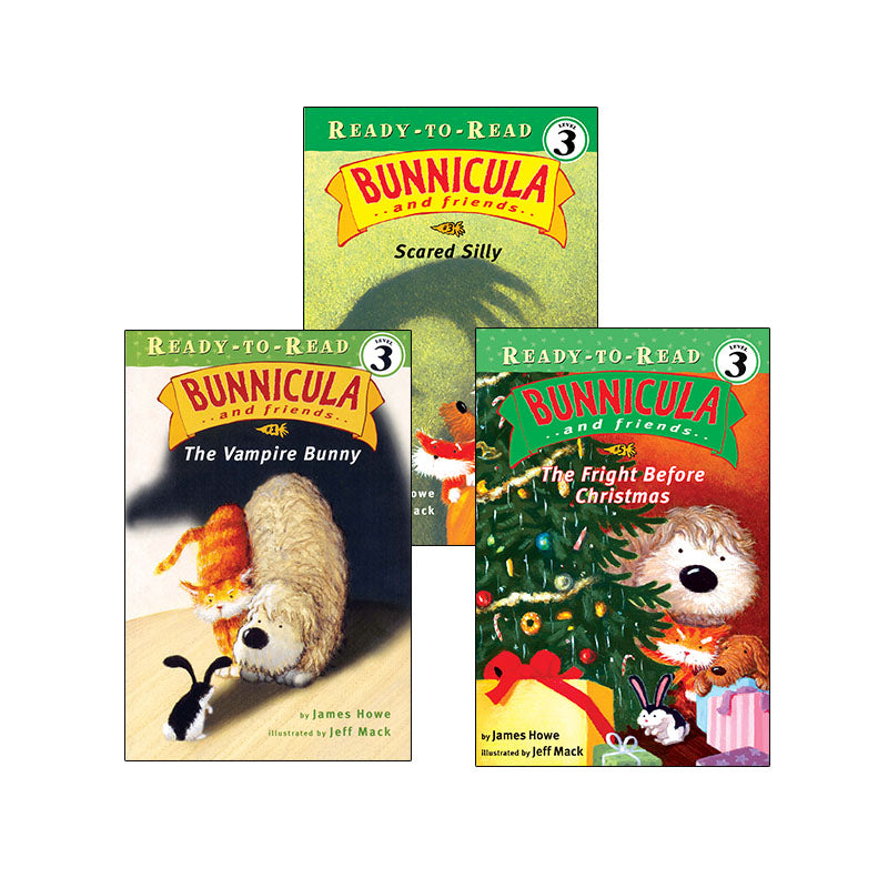 Bunnicula And Friends Collection: Variety Pack