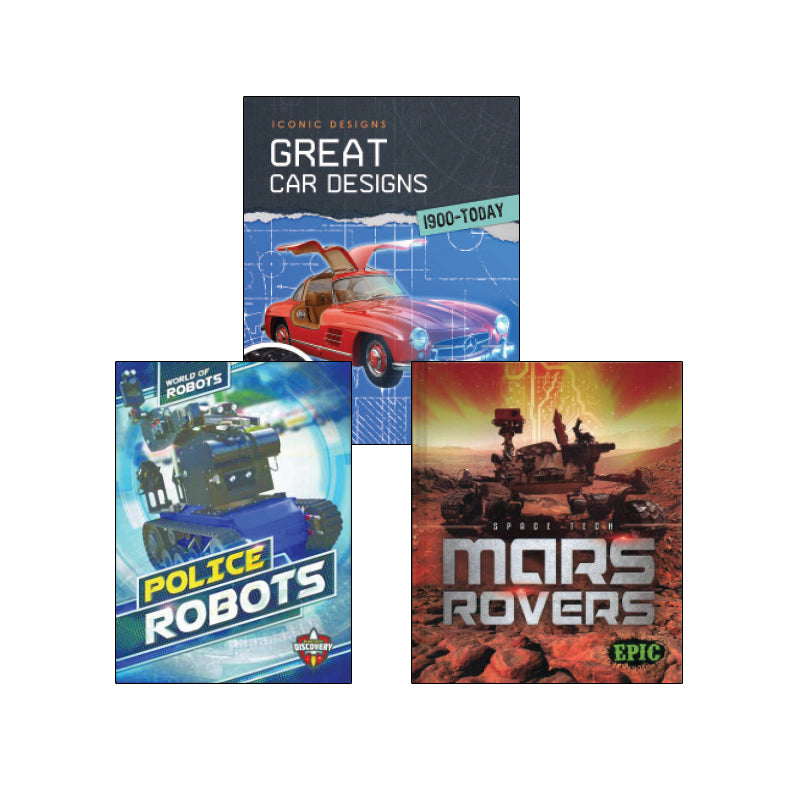 High Interest Science - Engines...- Grades 5-6: Variety Pack