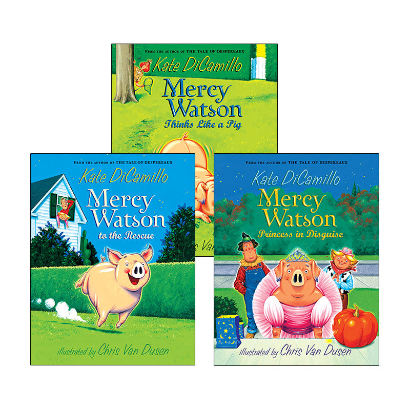 Mercy Watson Collection: Variety Pack