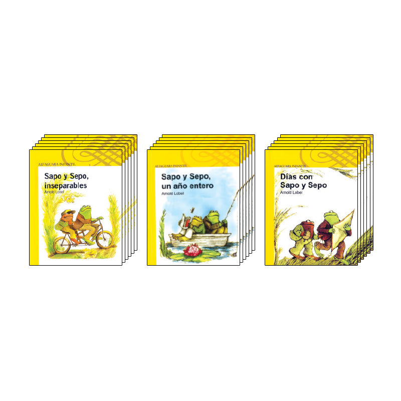 Frog And Toad Series: Class Pack