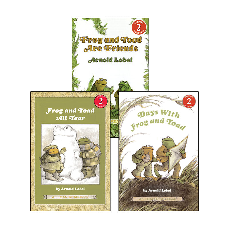 Frog and Toad Collection: Variety Pack