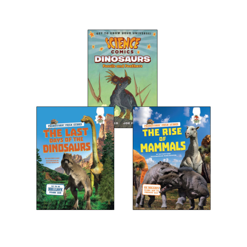 High Interest Science - Extinct! Dinosaurs...- Grades 5-6: Variety Pack
