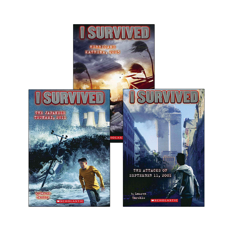 I Survived...Series: Variety Pack
