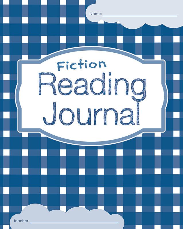 Reading Journals - Fiction (Set of 10)