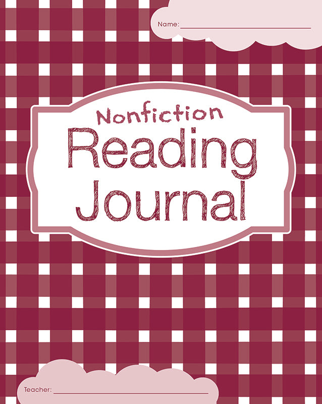 Reading Journals - Nonfiction (Set of 10)