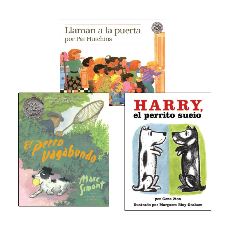 Spanish Leveled Readers I-J Fiction: Variety Pack