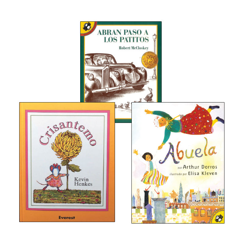 Spanish Leveled Readers K-L Fiction: Variety Pack