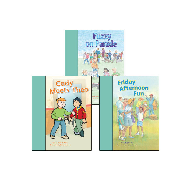 PM Stars Bridge Books First-Third Grade Turquoise: Variety Pack