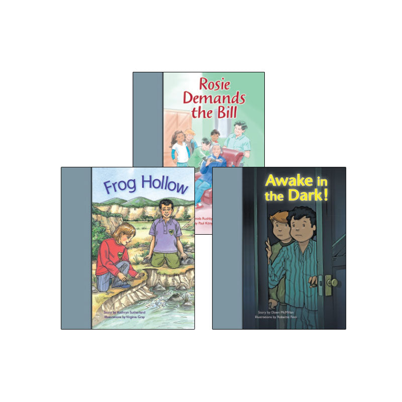 PM Stars Bridge Books First-Third Grade Silver: Variety Pack