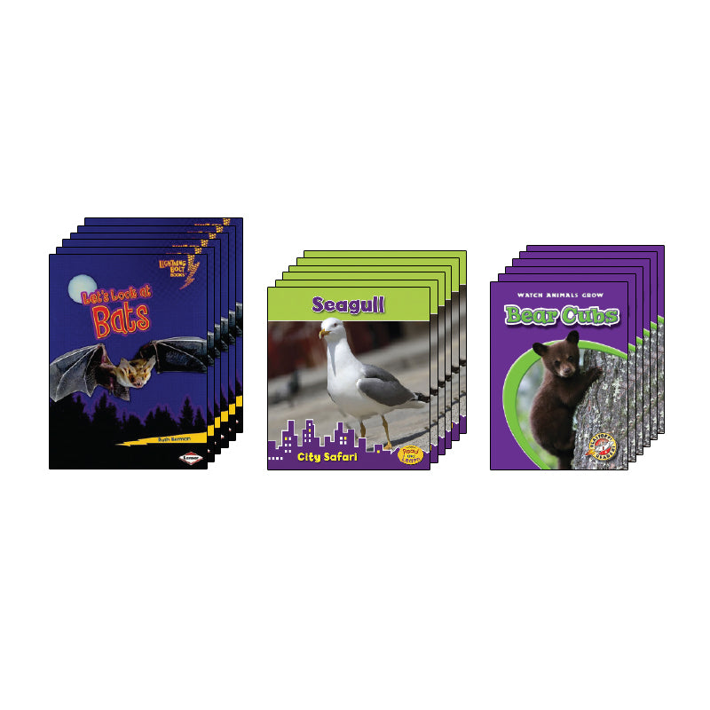 High Interest Science - Backyard & North American... - Grades 1-2: Class Pack