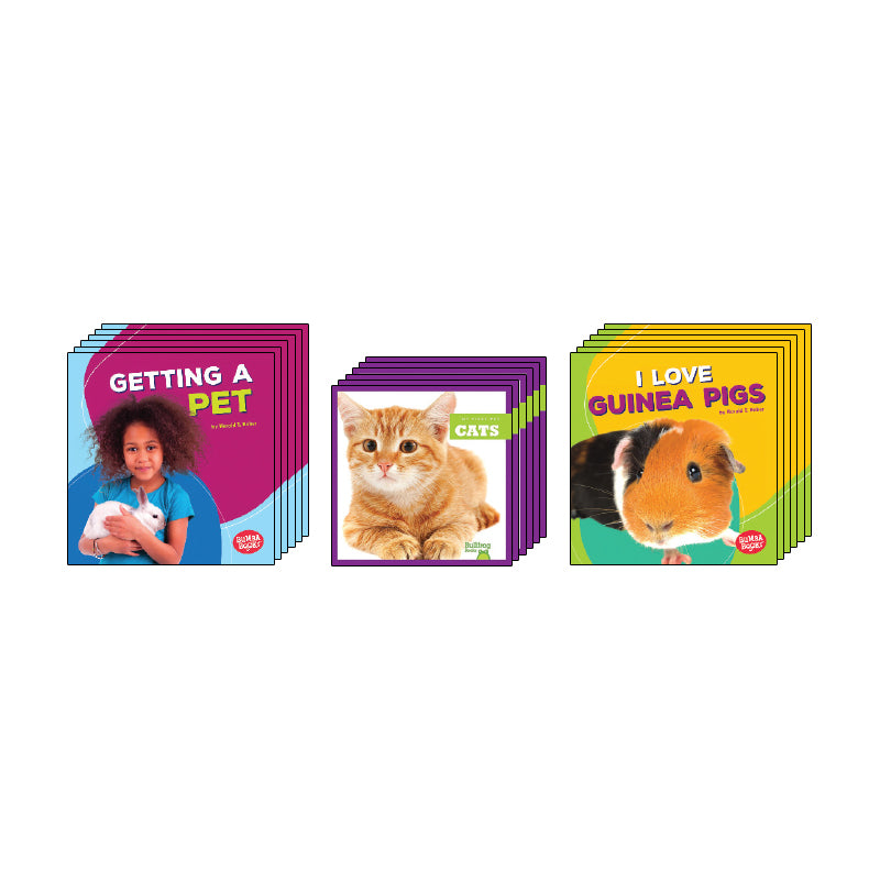 High Interest Science - Cute and...- Grades 1-2: Class Pack