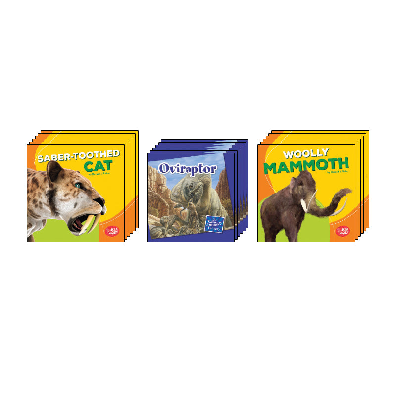 High Interest Science - Extinct! Dinosaurs...- Grades 1-2: Class Pack