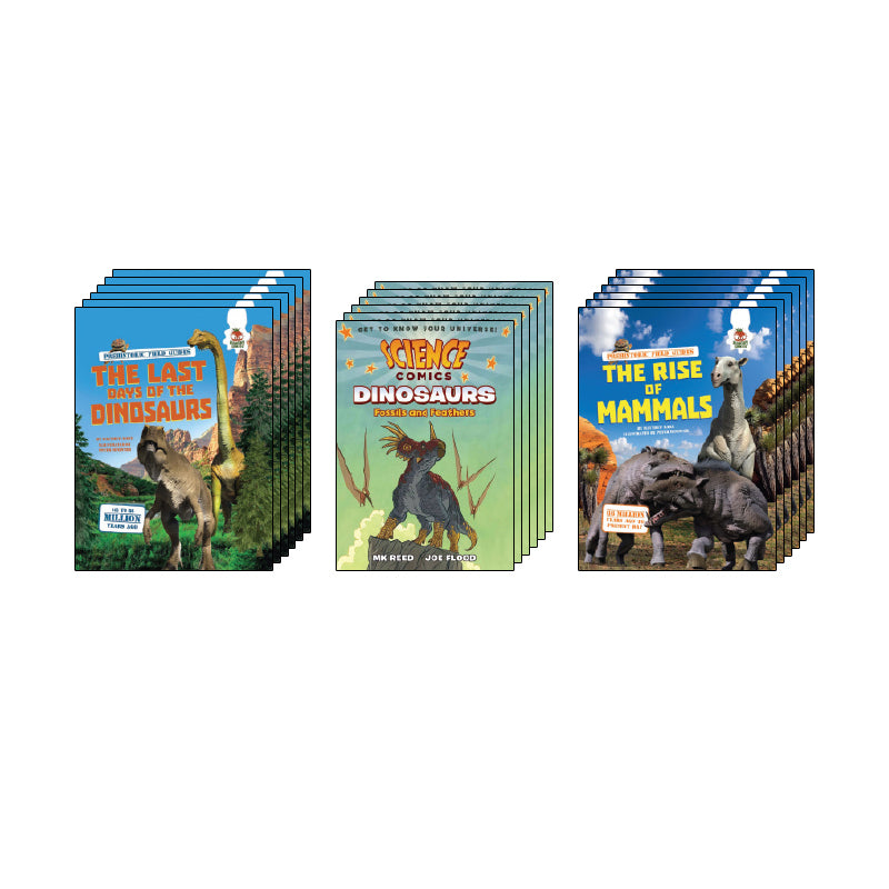 High Interest Science - Extinct! Dinosaurs...- Grades 5-6: Class Pack