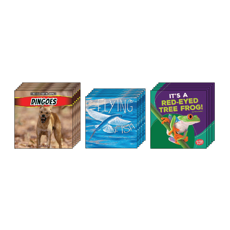 High Interest Science - Weird and Wild Animals - Grades 1-2: Class Pack