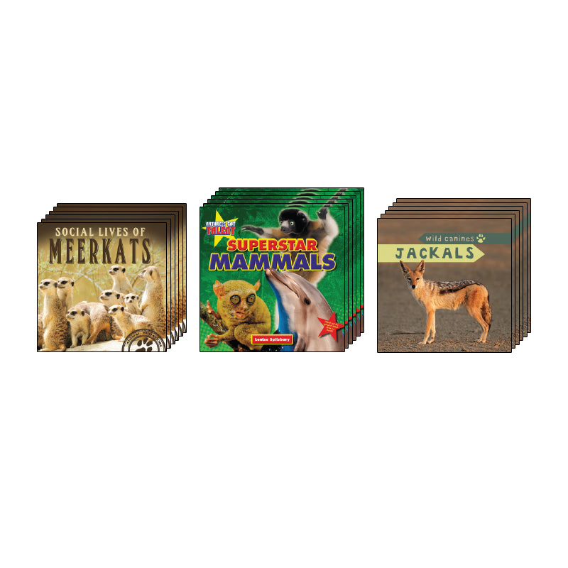 High Interest Science - Weird and Wild Animals - Grades 2-3: Class Pack