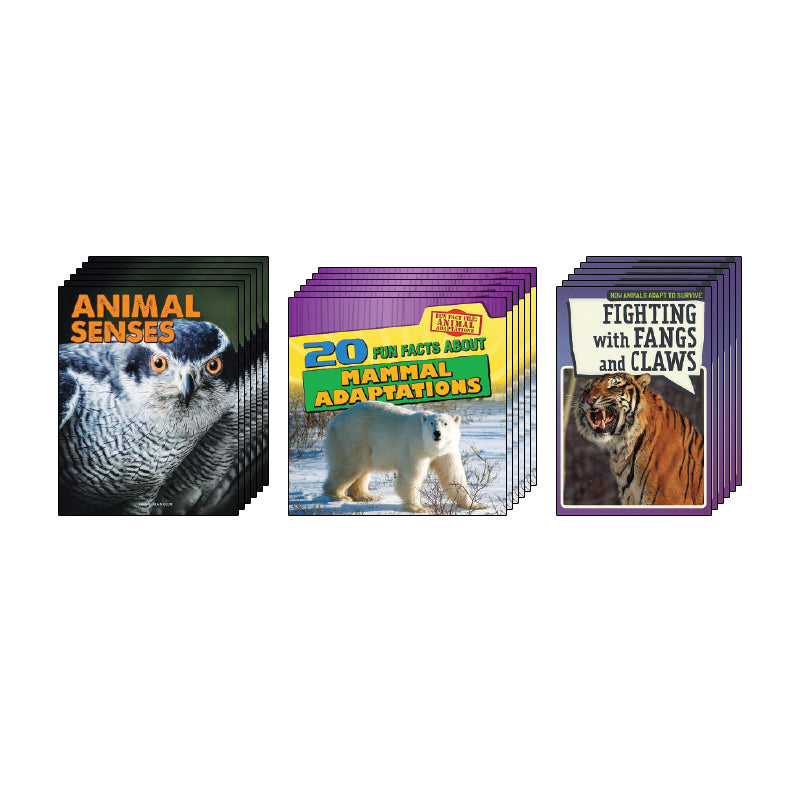 High Interest Science - Weird and Wild Animals - Grades 3-4: Class Pack
