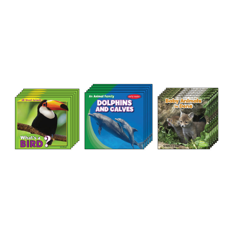 High Interest Science - Weird and Wild Animals - Grades K-1: Class Pack