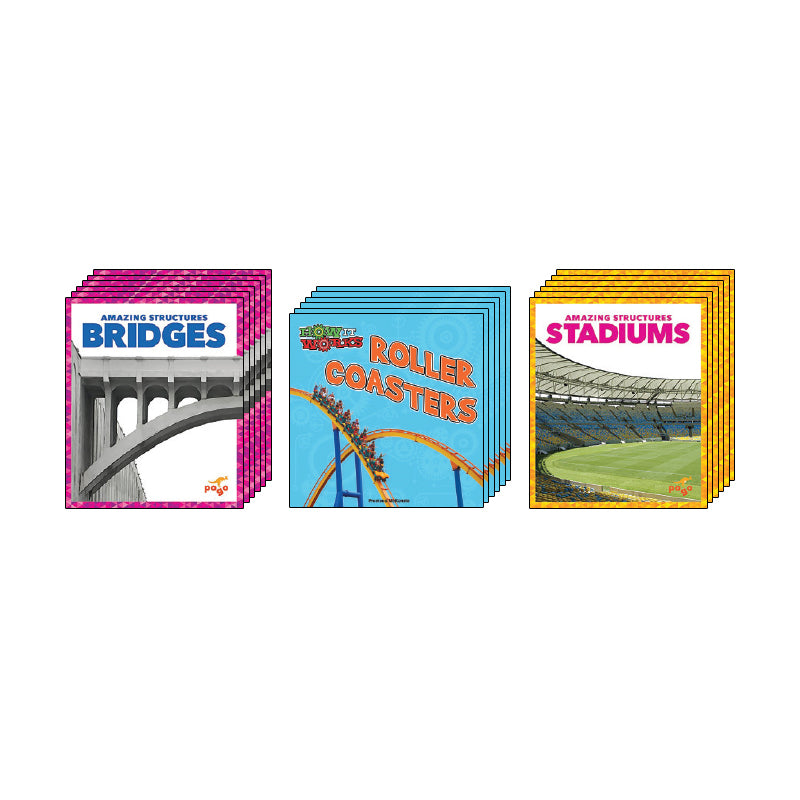 High Interest Science - Engineering...- Grades 2-4 (Set 1): Class Pack