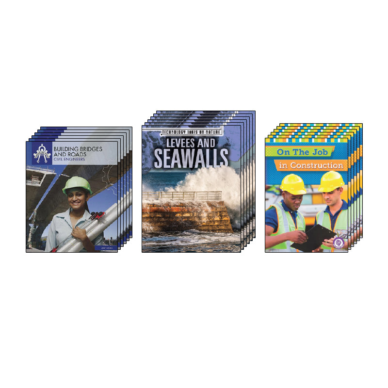High Interest Science - Engineering...- Grades 4-6 (Set 1): Class Pack