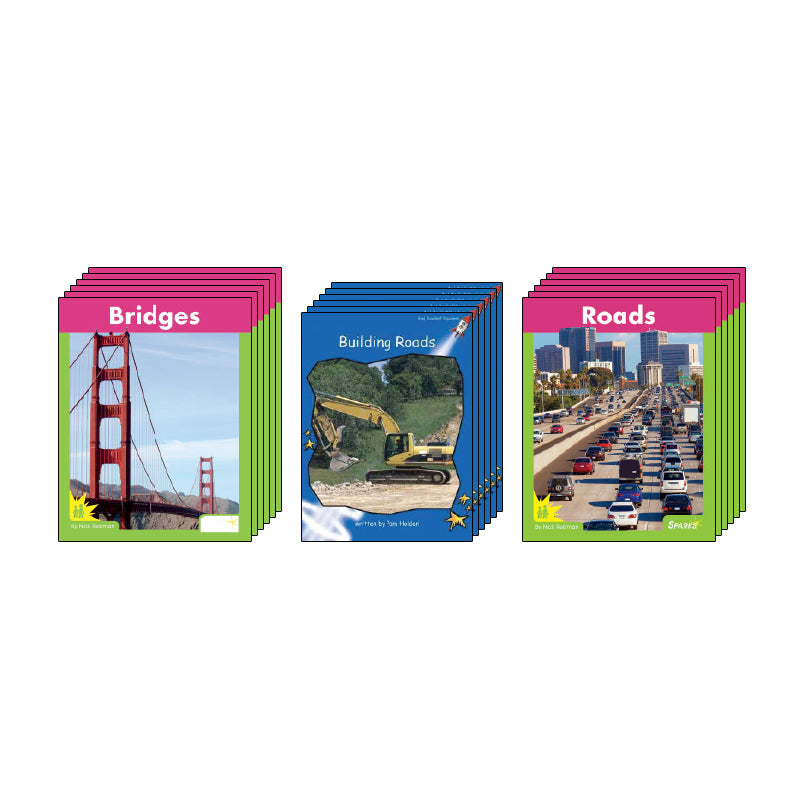 High Interest Science - Engineering...- Grades K-2 (Set 1): Class Pack