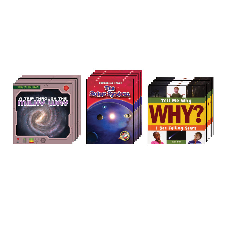 High Interest Science - Space - Grades 2-3 (Set 1): Class Pack