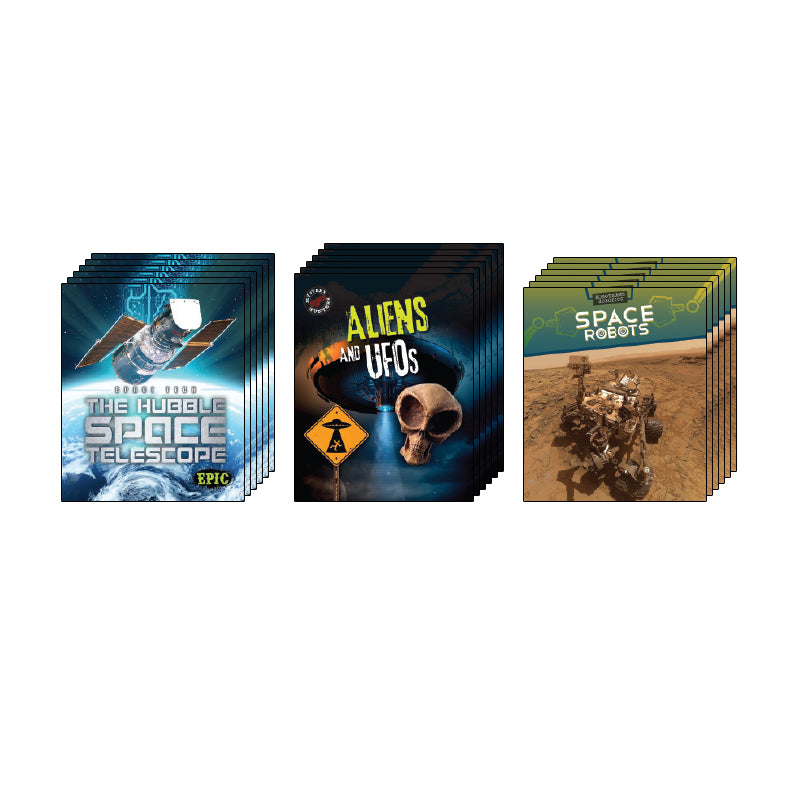 High Interest Science - Space - Grades 4-5 (Set 1): Class Pack