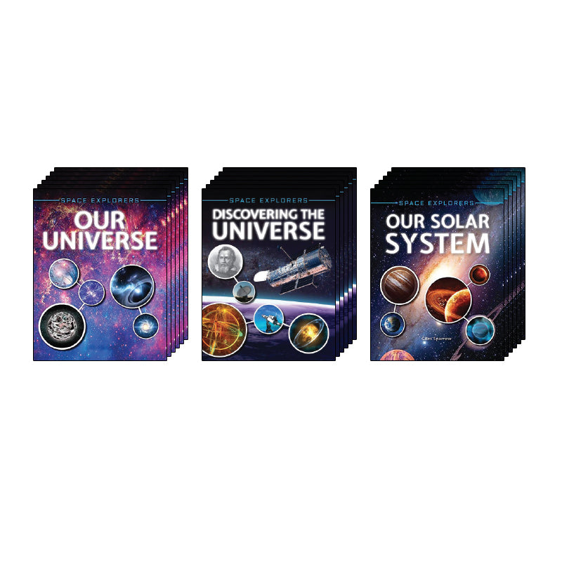 High Interest Science - Space - Grades K-2 (Set 1): Class Pack