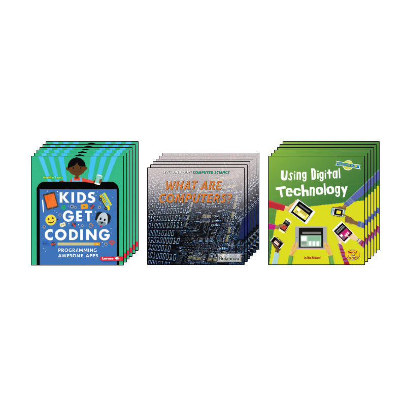 High Interest Science - Coding, Programming...- Grades 2-3 (Set 2): Class Pack
