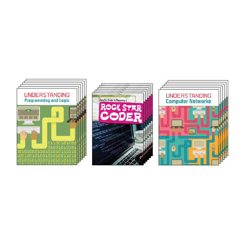 High Interest Science - Coding, Programming...- Grades 4-5 (Set 2): Class Pack