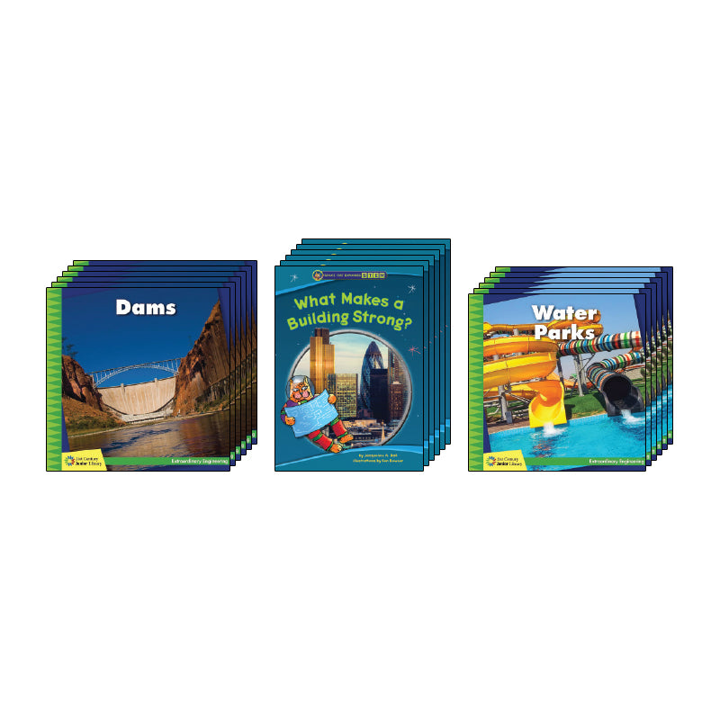 High Interest Science - Engineering...- Grades 2-4 (Set 2): Class Pack