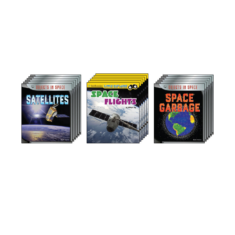 High Interest Science - Space - Grades 2-3 (Set 2): Class Pack